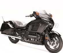 Goldwing 1800 F6B Bagger