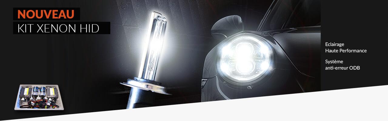 SET DE 2 FEUX ECLAIREUR DE PLAQUE IMMATRICULATION LED PEUGEOT 307 2.0 16s