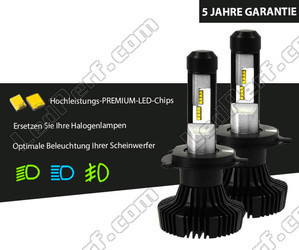 Led H4 Hochleistungs-LED Tuning