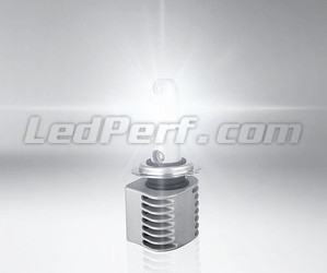 Glühlampe H7 LED Osram LEDriving Gen1 - 65210CW Beleuchtung in Betrieb