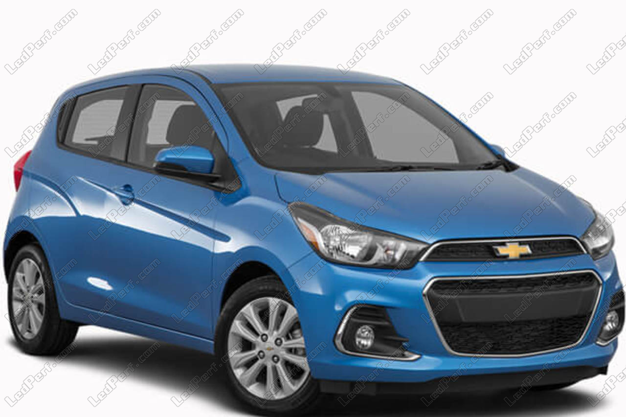 2020 Chevrolet Spark Release Date and Concept
