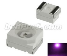 SMD-LED TL - Violett / UV - 100 mcd
