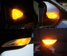 LED-Pack Seitenrepeater für Dacia Duster