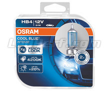 Pack de 2 Ampoules HB4 Osram Cool Blue Intense