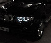 Pack Angel Eyes für LEDs für BMW X5 (E53) - MTEC V3