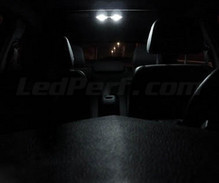 Pack intérieur luxe full leds (blanc pur) pour Opel Astra H GTC Panoramique