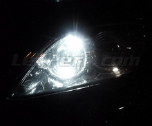 Pack veilleuses à led (blanc xenon) pour Mazda 6 phase 2