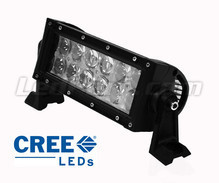 LED-Light-Bar CREE 4D Zweireihig 36W 3300 Lumen für 4X4 - Quad - SSV