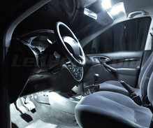 Pack intérieur luxe full leds (blanc pur) pour Ford Focus MK1