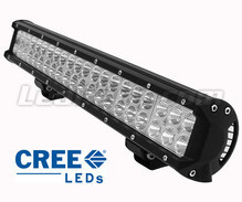 LED-Light-Bar CREE Zweireihig 126 W 8900 Lumen für 4 x 4 - LKW – Traktor