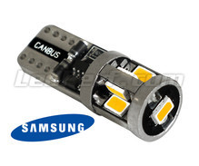 LED-Lampe T10 W5W Origin 360 - 9 LEDs Samsung – Anti-OBD-Fehler