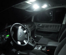 Pack intérieur luxe full leds (blanc pur) pour Ford C-MAX Phase 2