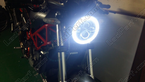 Led DUCATI MONSTER 2007 S4r998 Tuning